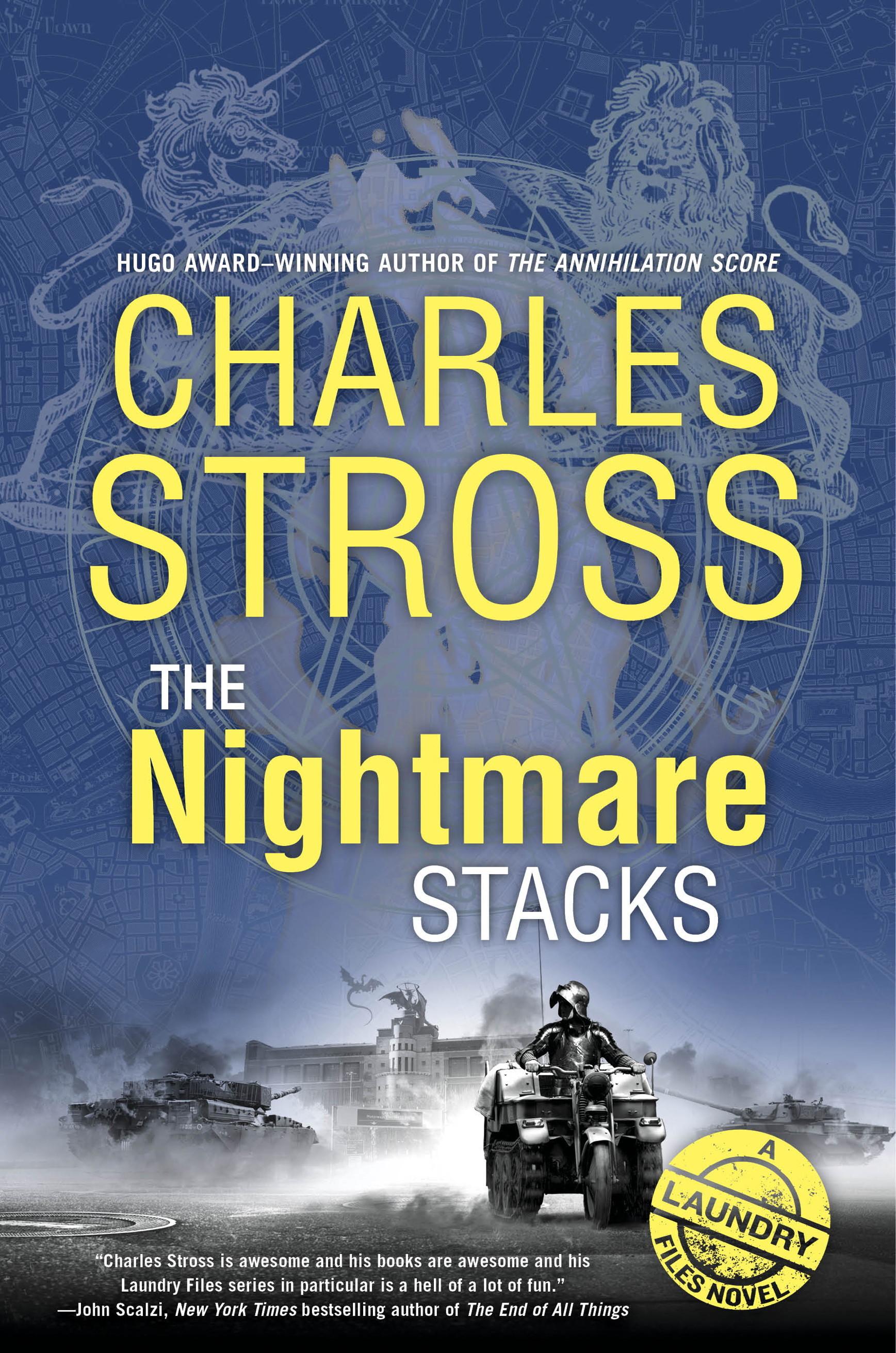 Charlie Stross - Beta Tester.