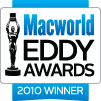 Macworld Eddy Awards: 2010 Winner