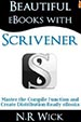 Beautiful eBooks with Scrivener Cover Image