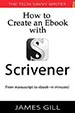 How to Create an Ebook With Scrivener Cover Image