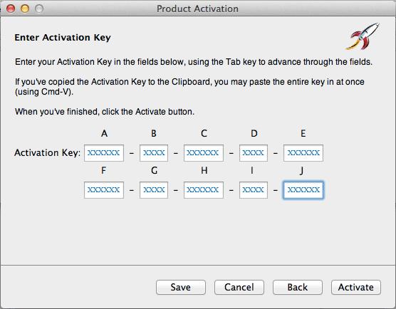 Paste Key