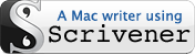 A Mac-based writer using Scrivener. Click to see more!