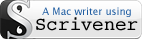 A Mac writer using Scrivener