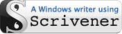 A Windows writer using Scrivener