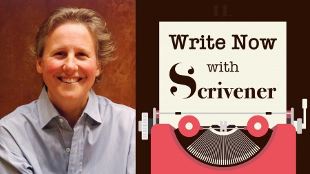 Write Now with Scrivener, Episode No. 4: Annik Lafarge, Author of Chasing Chopin