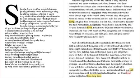 Quick Reference in Scrivener for iOS: Side-by-Side Editing and Research