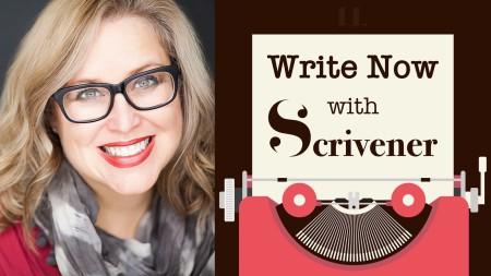 Write Now with Scrivener, Episode No. 3: J.T. Ellison, Thriller Author