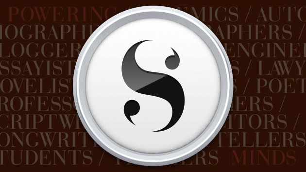 Scrivener 3 for macOS Released