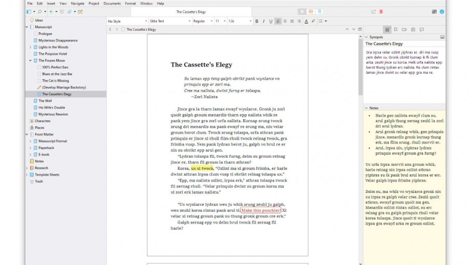 Scrivener 3 for Windows