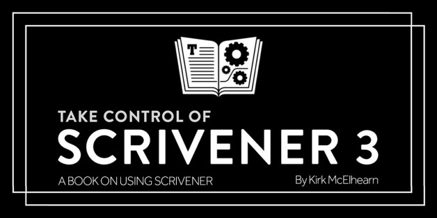 Image: Take Control of Scrivener 3
