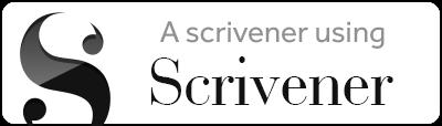 A scrivener using Scrivener